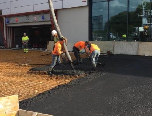 ¿Es hormigón o asfalto?